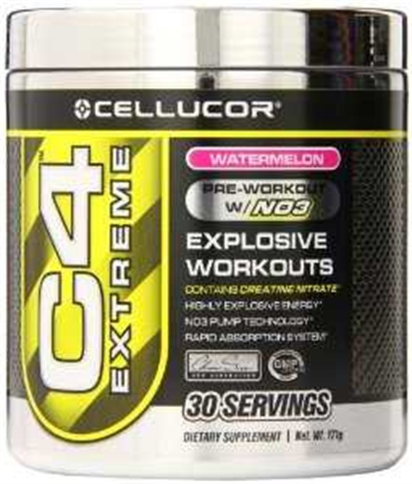 Cellucor C4 Extreme 162 Gram 30 Servis