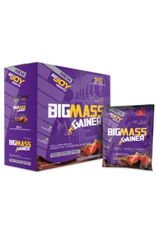 Big Joy BigMass Gainer 30 Servis 3 Kilo Çikolata