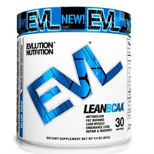 Evlution Nutrition EVL Lean Bcaa 267 Gram Fruit Punch (30 servis)