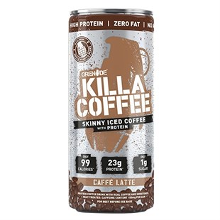 Grenade Killa Coffee Protein Shake 250 ml Caffe Latte