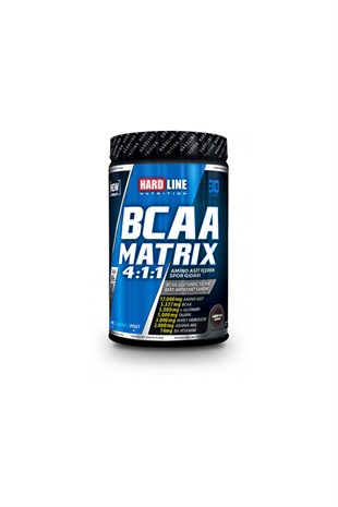 Hardline Nutrition Bcaa Matrix 630 Gram