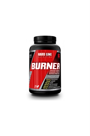 Hardline Nutrition Burner 120 Tablet