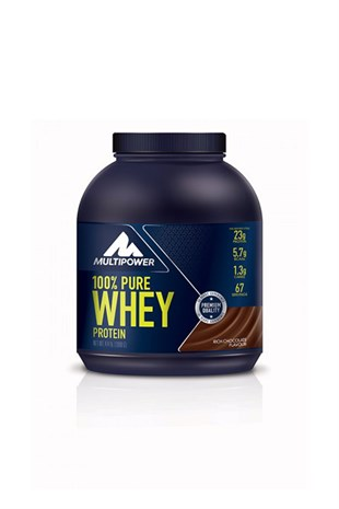 Multipower %100 Whey Protein 2000 Gram