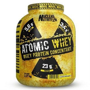 Nuclear Nutrition Atomic Whey 2270 Gram