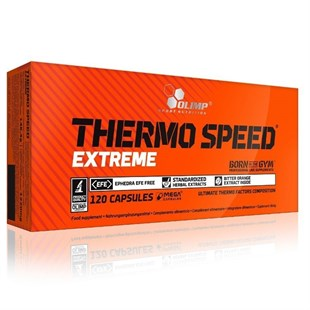 Olimp Thermo Speed Extreme 120 Kapsül
