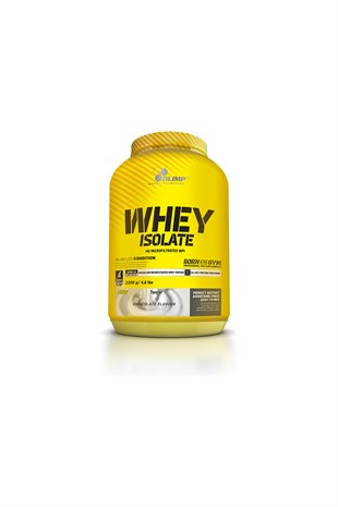 Olimp Whey Protein Isolate 2200 Gram