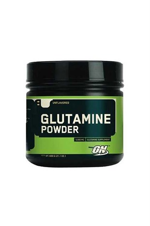 Optimum Nutrition Glutamin Powder 600 Gram