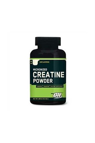 Optimum Nutrition Micronized Creatine Powder 300 Gram