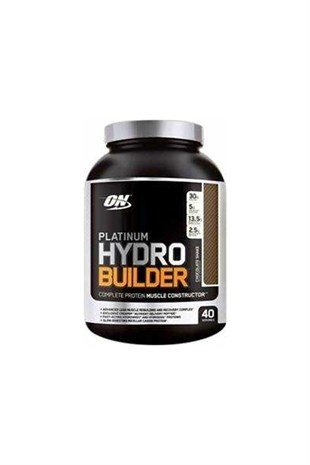 Optimum Nutrition Platinum Hydro Builder 2080 Gram Çikolatalı