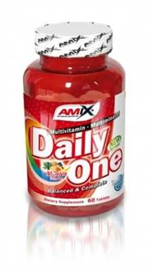 Amix Daily One Multivitamin & Mineral 60 Tablet