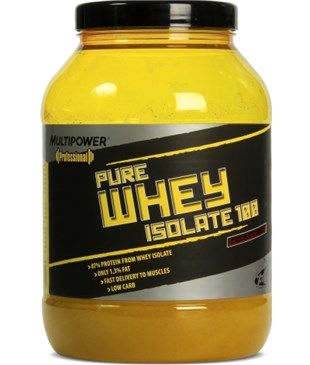 Multipower Whey Protein Isolate 100 908 Gram