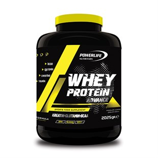Powerlife Nutrition Whey Protein 2025 Gram