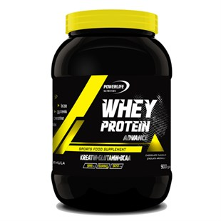 Powerlife Nutrition Whey Protein 900 Gram