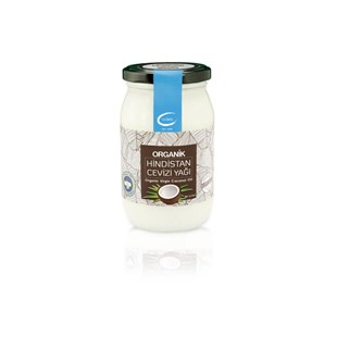The Life Co Organic Virgin Coconut Oil Hindistan Cevizi Yağı 300 Gram