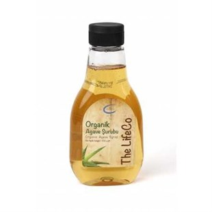 The Life Co Organik Agave Şurubu 330 Gram