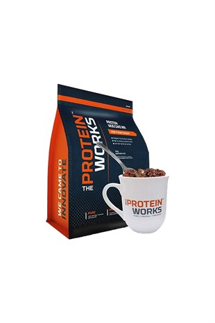 The Protein Works Protein Mug Cake Mix 500 Gram