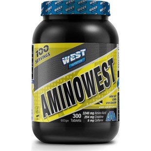 West Nutrition Aminowest 300 Tablet