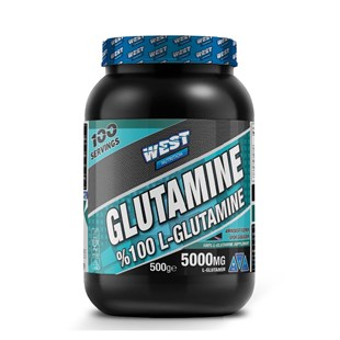 West Nutrition Glutamine %100 500 gram