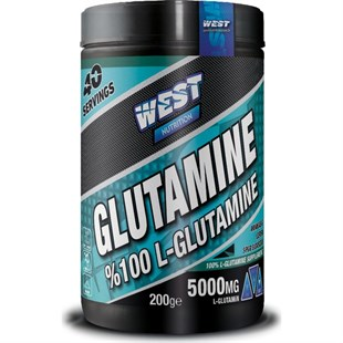 West Nutrition Glutamine 200 Gram