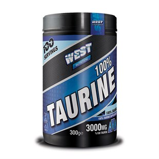 West Nutrition Taurine %100 300 Gram
