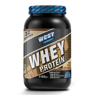 West Nutrition Whey Protein 1152 Gram (32 Servis)
