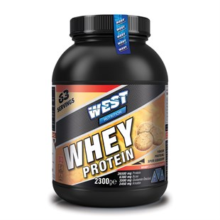 West Nutrition Whey Protein 2300 Gram