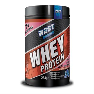 West Nutrition Whey Protein 264 Gram