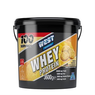 West Nutrition Whey Protein 3600 Gram