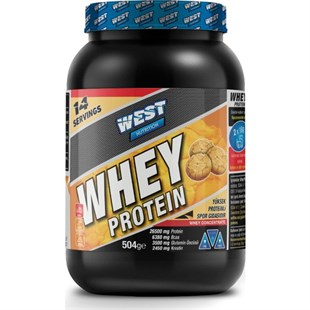 West Nutrition Whey Protein 504 Gram