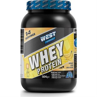 West Nutrition Whey Protein 504 Gram (14 Servis)